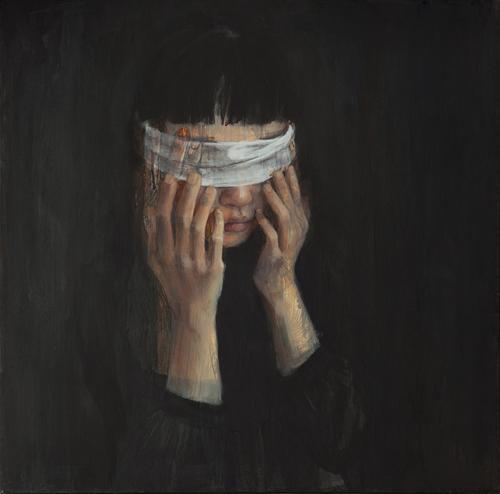 Miss Christine Wu – Multy-layered portraits
