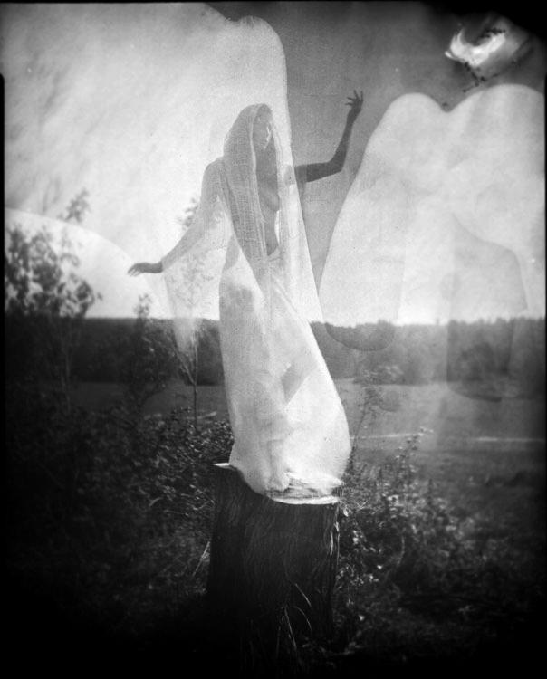 Benjamin Goss, photography, black & white, dark, obscure, analog, film