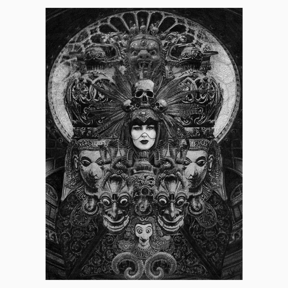 Paulegu, art, dark , reflectedfaith shop, illustration, graphite,pencil