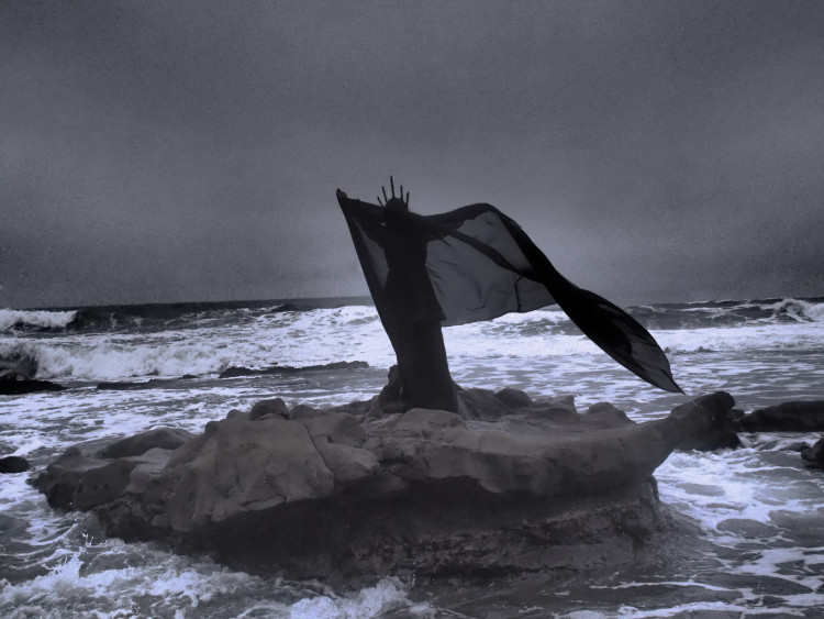 Gatekeepr, Lucille LK, photography, dark, conceptual