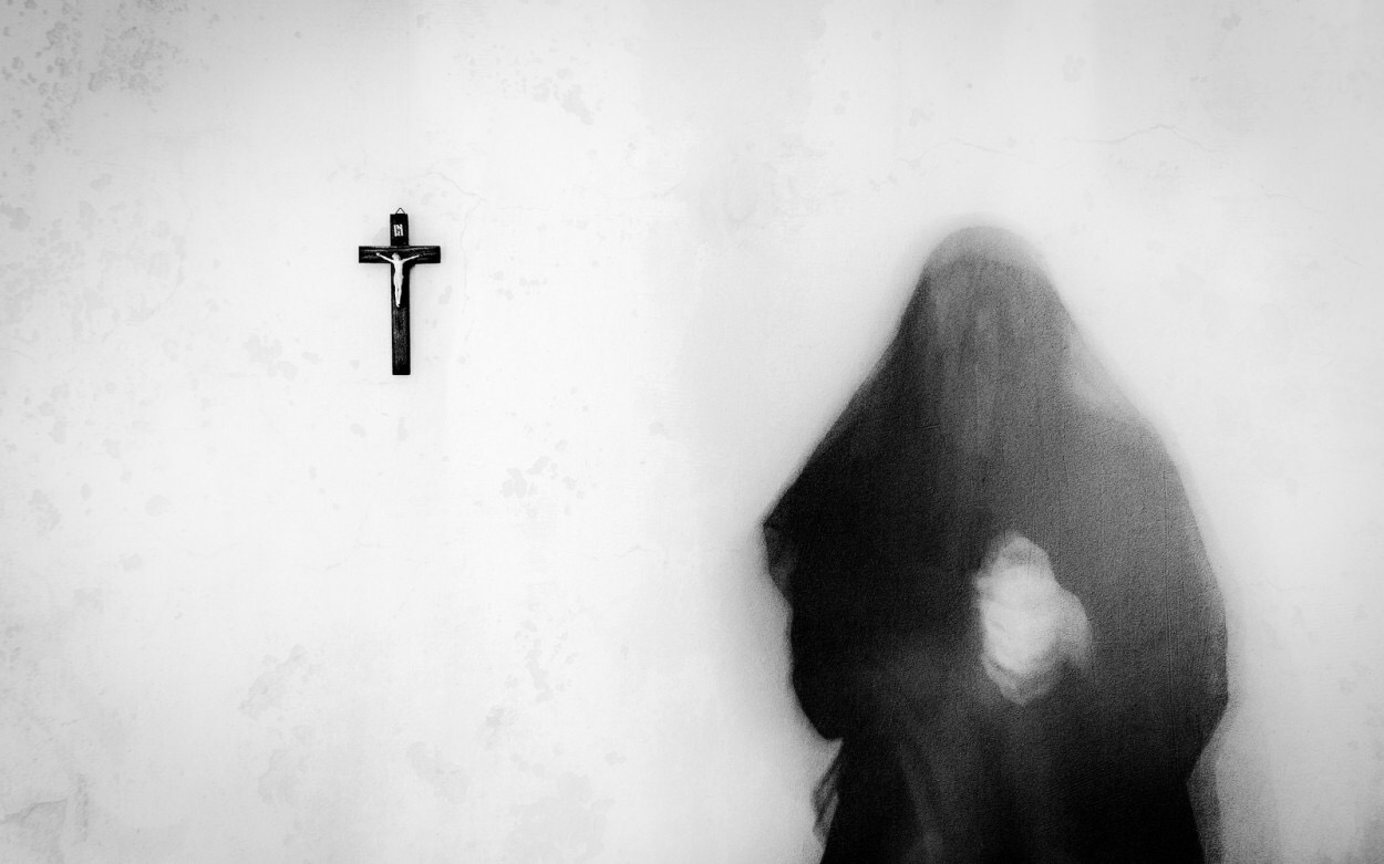 Matthias Lueger, photography, dark, obscure, black and white, black & white
