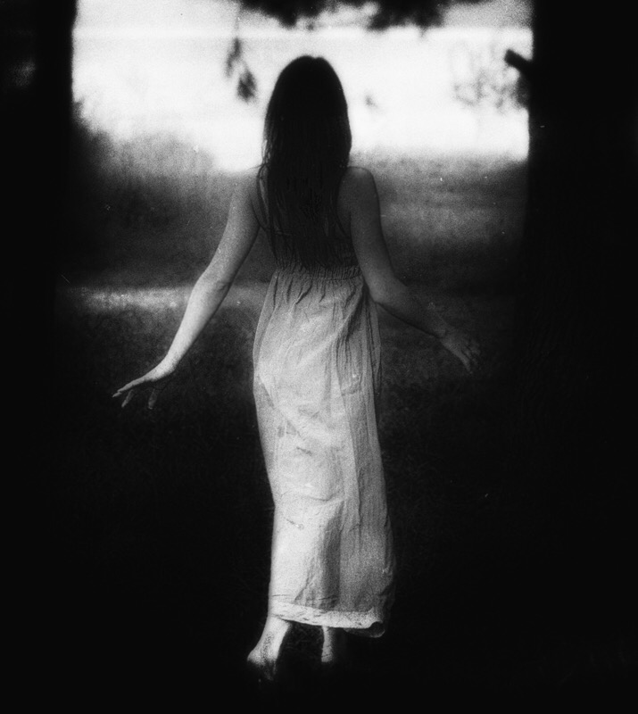 Ankica Vuletin, photography, dark, obscure, black & white