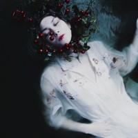 Mira Nedyalkova, photography, dark, obscure, dreamy, melancholy, underwater