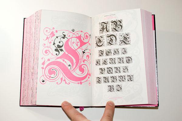 Fraktur mon amour, blackletter, type, font, obscure, goth, typography