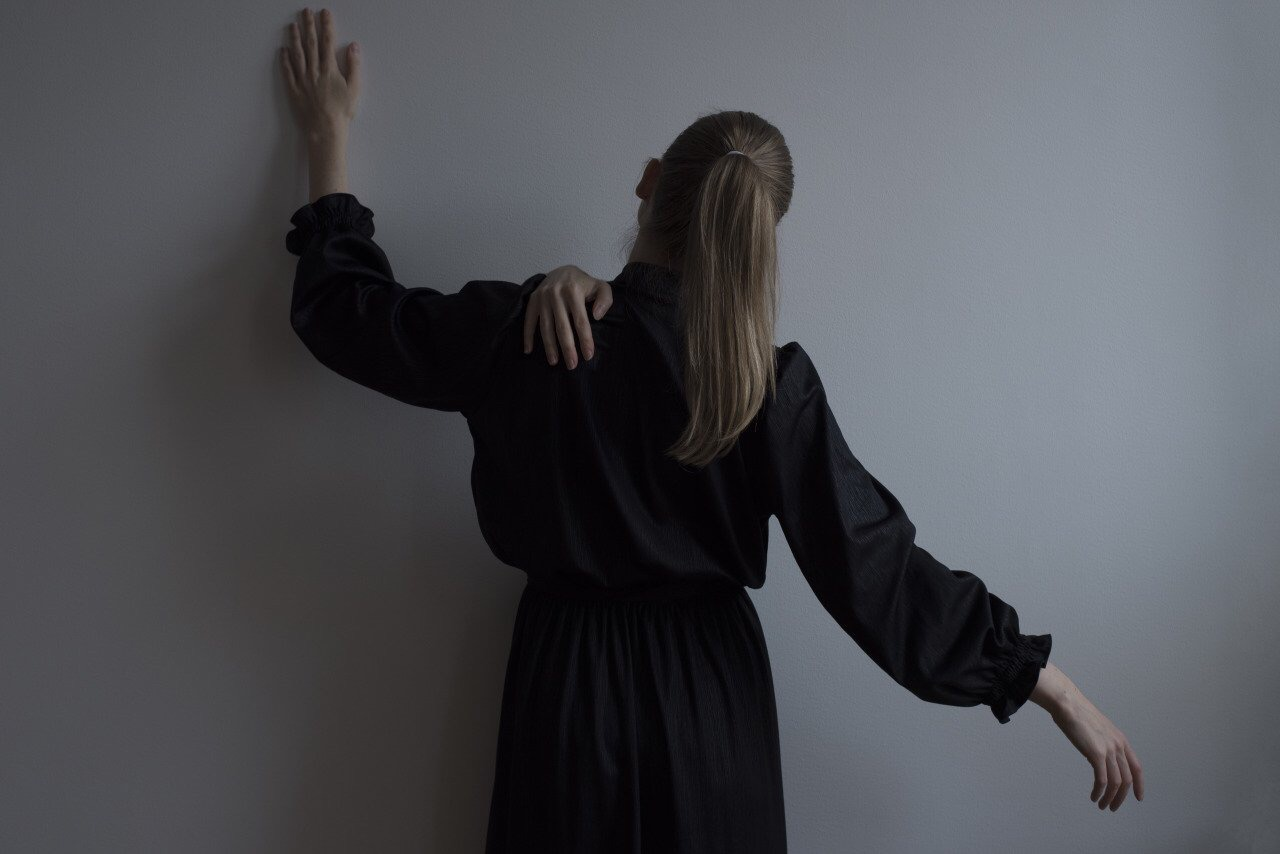 Kersti K , photography, dark, obscure, melancholy