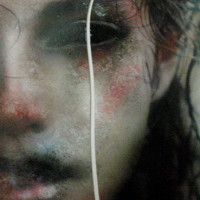 Marco Rea, spary paint, paint, ethereal, dark, obscure