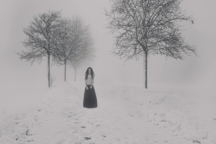 Andrè Maier, photography, dark, obscure, black and white