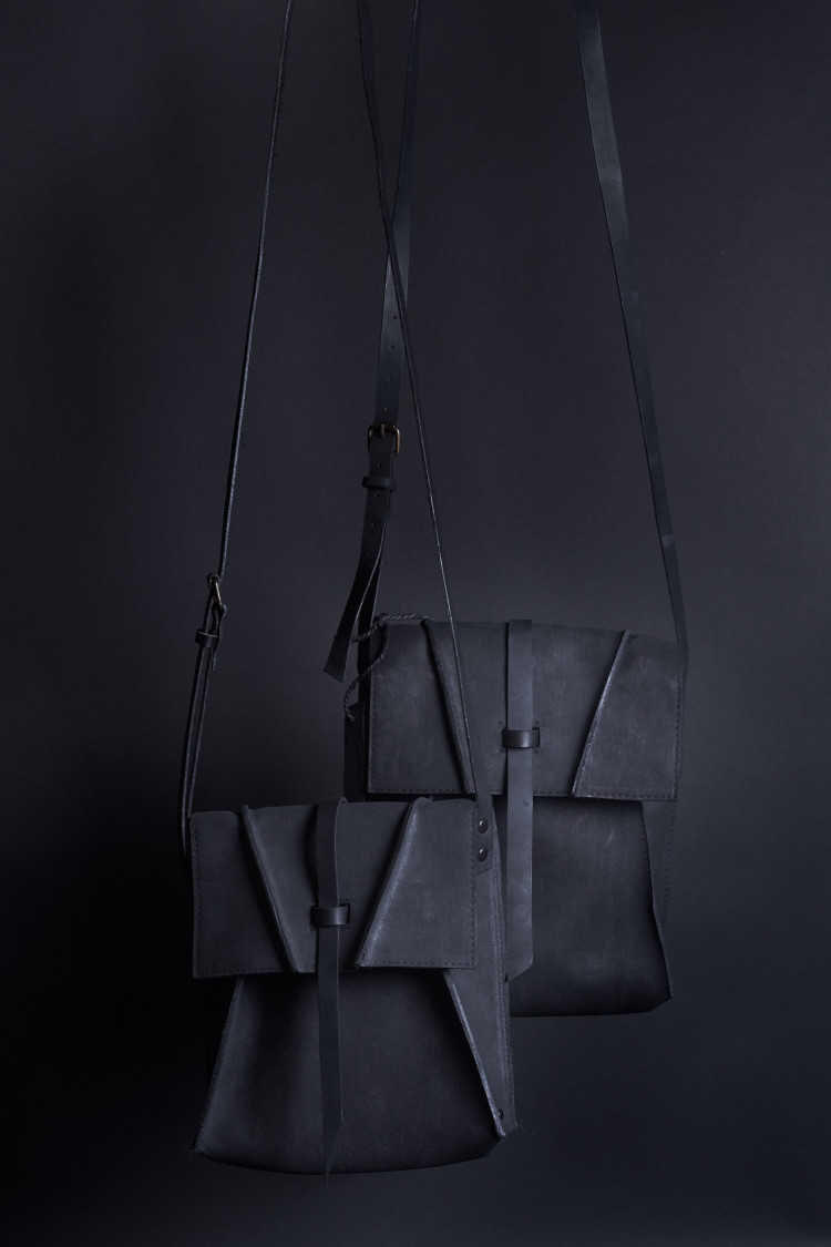 ytn7, accessories, bag, leather, avantgarde, fashion, obscure