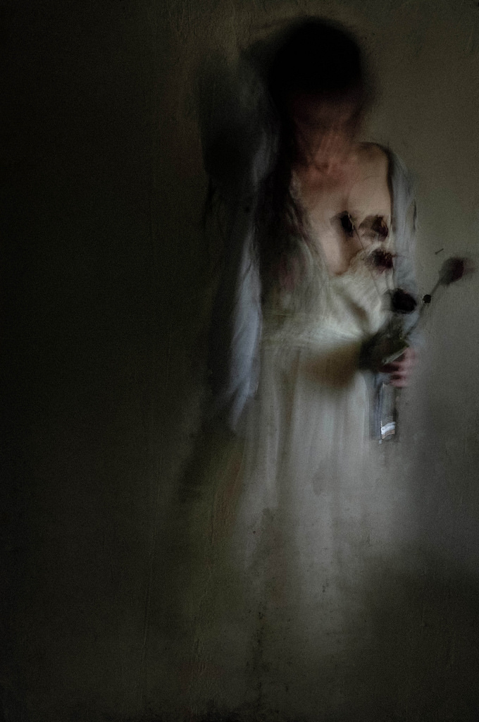 Nannimensch, photography, color photography, dark, obscure, photo manipulation