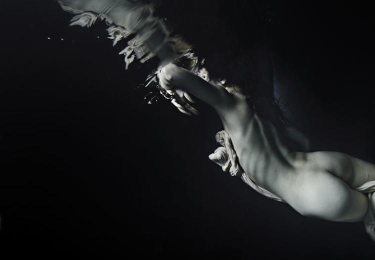Tomohide Ikeya, photography, underwater, dark, obscure