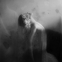 Kristamas Klousch, photography, solf portraits, dark, obscure