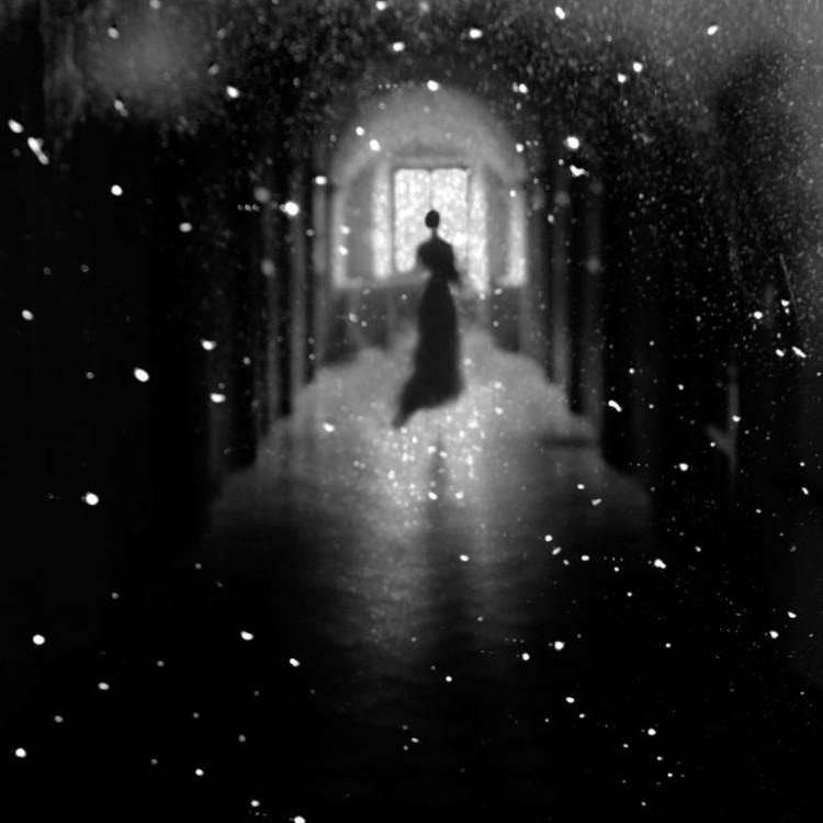 Veronika Tumova, photography, dark, obscure, photography, black and white