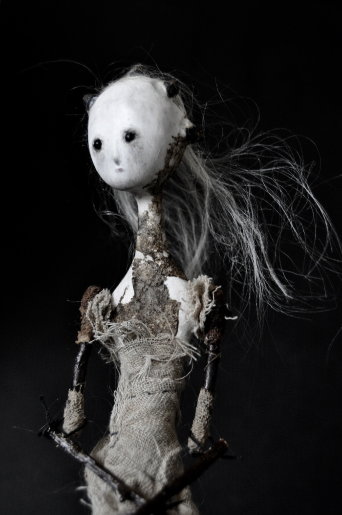 Anthropomorphica, art doll, doll, puppet, artifact, dark, obscure