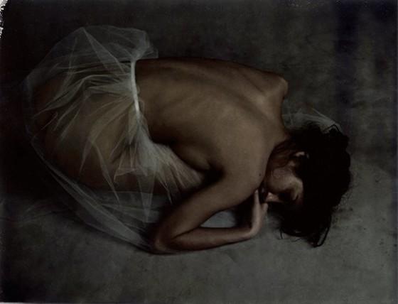 Fabian Dettori, photography, dark, obscure, instant film, polaroid