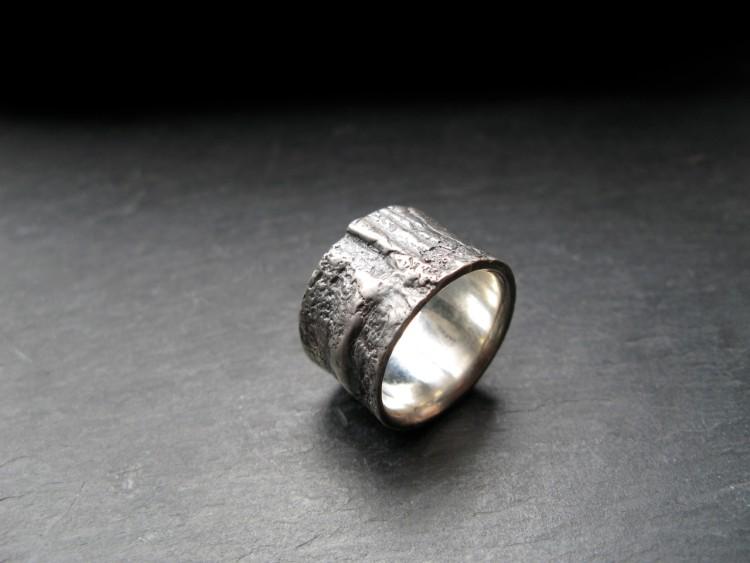 René Talmon L'Armeé, jewellery, dark, obscure, avantgarde, ring, dark fashion, fashion