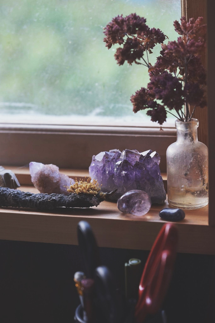 dark, dolls, ethereal, faery tales, handmade, Mahlimae, Nicole Watt, obscure, sculpture, studio