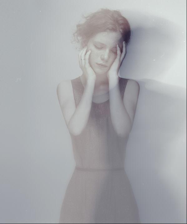 Aleksandra Kirievskaya, photography, dark, obscure, erhereal
