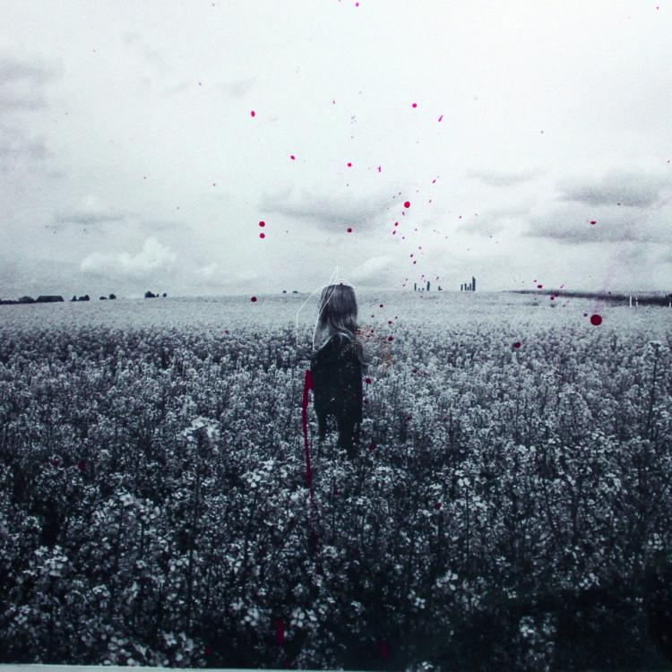 Gundula Blumi, photography, dark, obscure, experimental