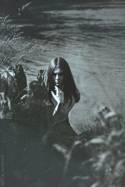 Maria Petrova, photography, dark, art, obscure, ethereal, eerie