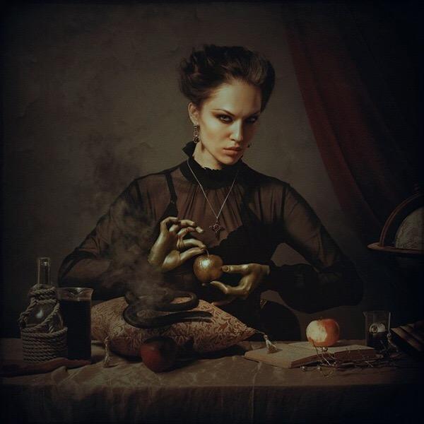 Igor Voloshin, photography, digital, dark, obscure