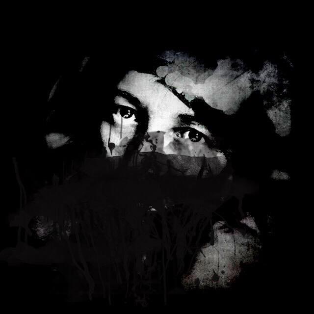 Aylin Argun, photo manipulation, iPhone, iPhone only, digital, dark, obscure