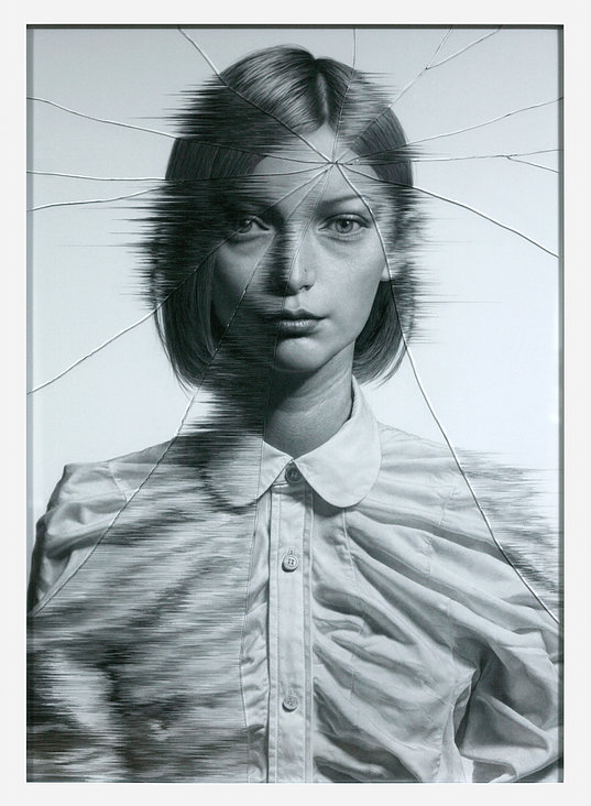 Taisuke Mohri, illustration, pencil, charcoal, art, dark, obscure, drawing