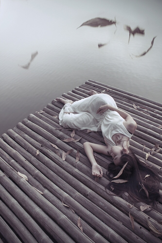 Ajie Alrasyid, photography, dark, obscure, ethereal, color photography