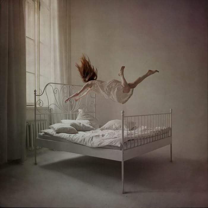 Anka Zuhravleva, photography, color photography, surreal, dark, obscure