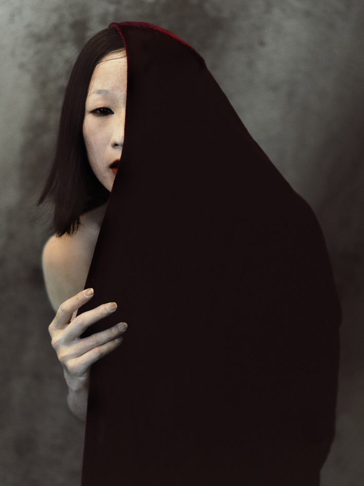 Rahi Rezvani, photography, dark, obscure, eerie