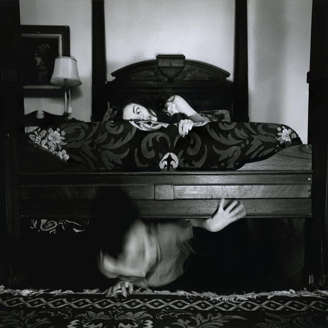 Brittany Markert, photography, dark, obscure, black and white, analog