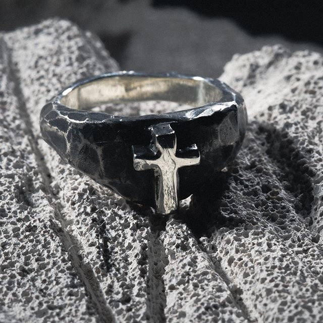 Octave7, jewellery, fashion, dark, obscure, avantgarde, ring, handmade