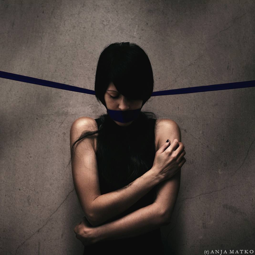 Anja Matko, photography, surreal, conceptual, dark, obscure