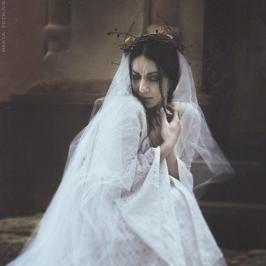 Maria Petrova, photography, color photography, conceptual, dark, art, obscure
