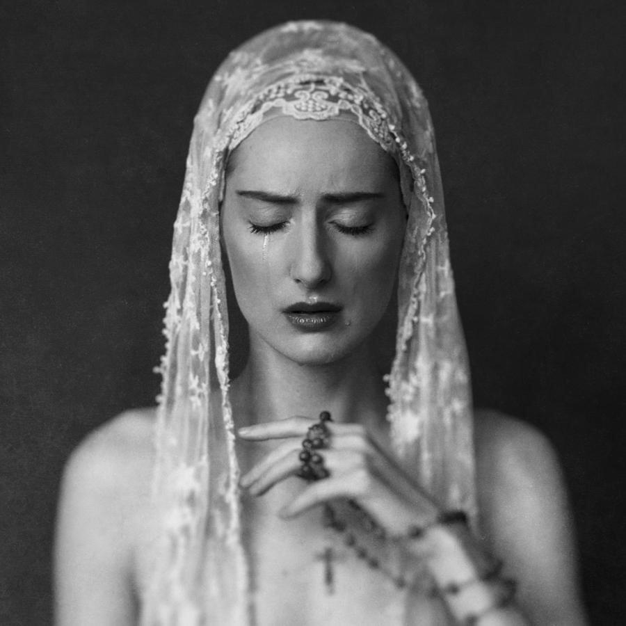 Natalia Loch, photography, dark, obscure, portrait, art