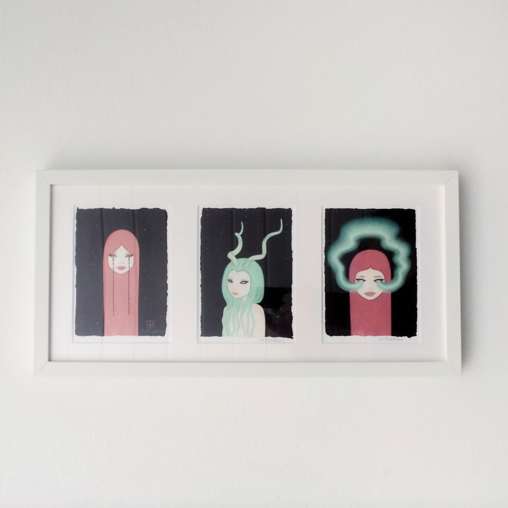 Tara McPherson, Prints,