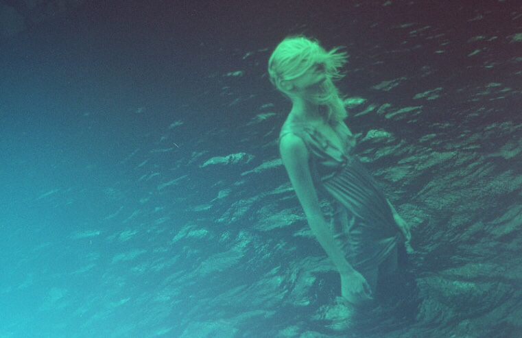 Brigitte Bloom, photography, film photography, analog, ethereal, dark, obscure, color photography