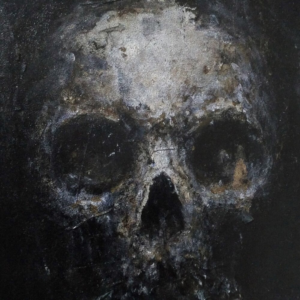Bahrull Marta, painting, dark, art, metal, metal artworks