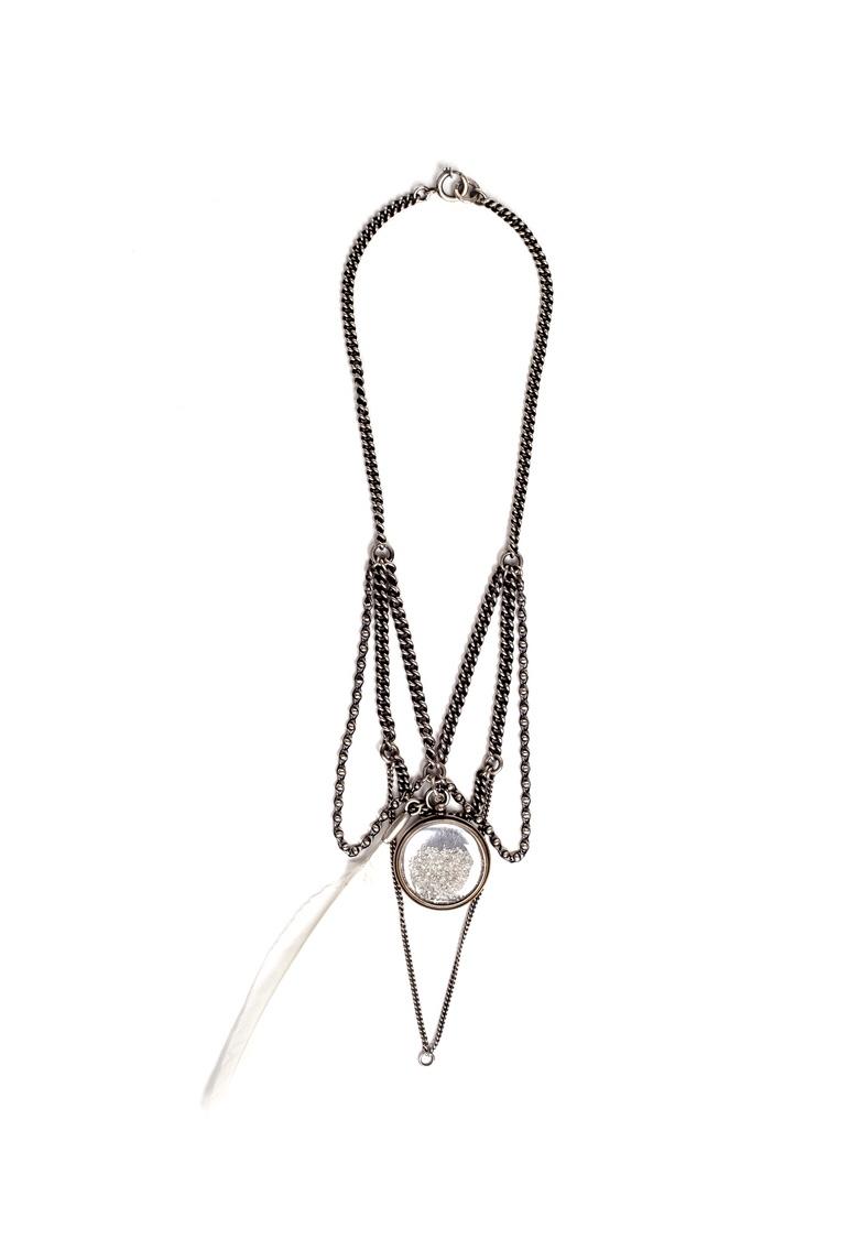 Ann Demeulemeester, jewellery, avant-garde, accessories, fashion, jewelry,