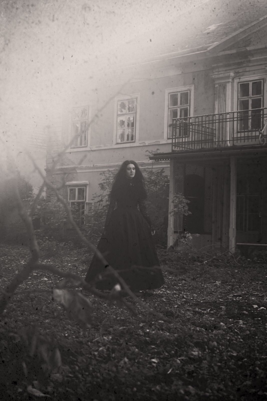 Maria Wagner, photography, dark, art, black and white, obscure