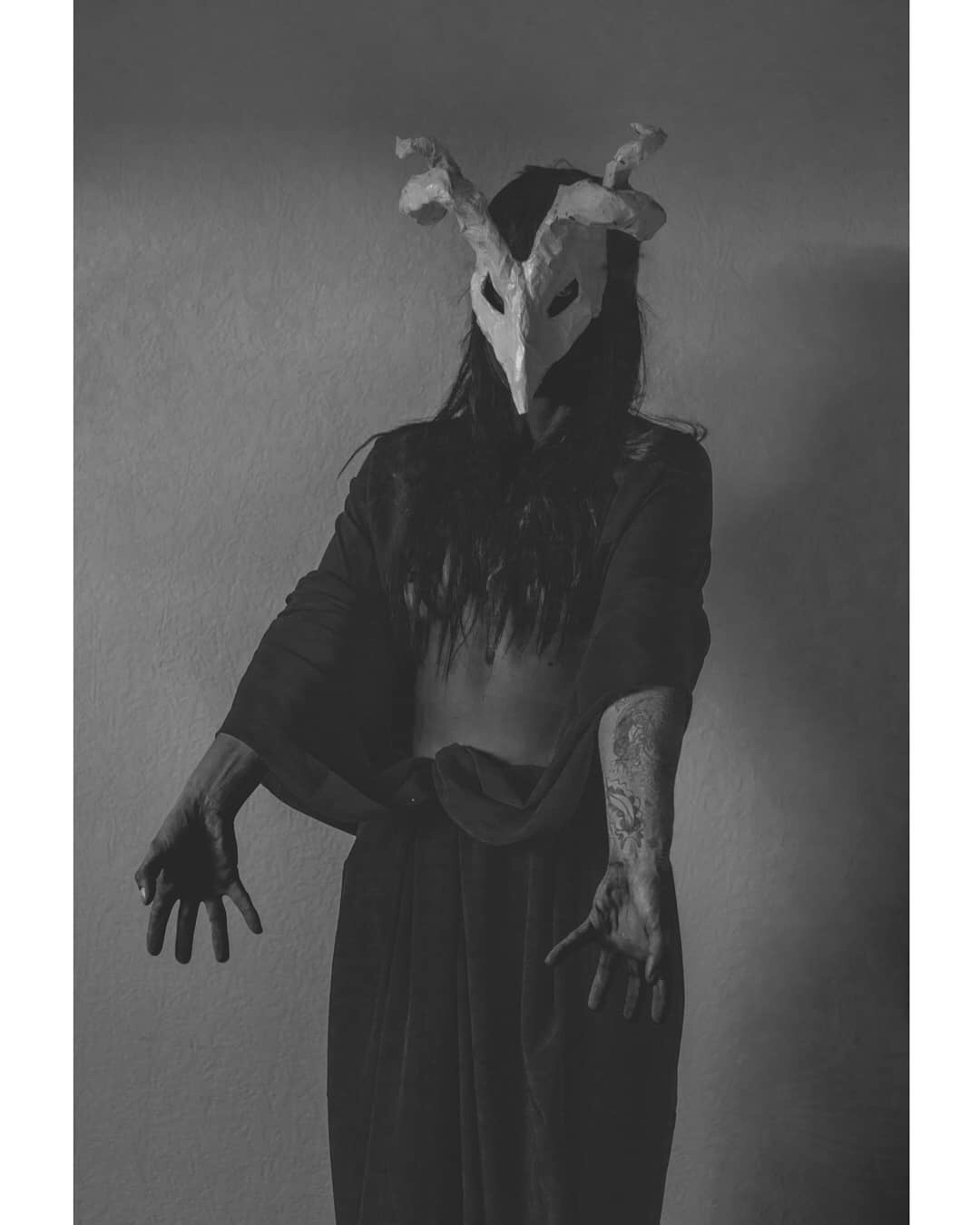Edda Tråcklare, photography, dark, obscure, occult